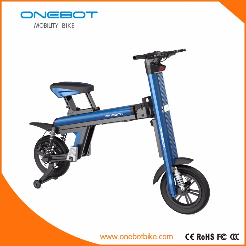 China factory made onebot T8 front wheel motor electric bike powerful