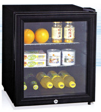 High quality Glass Door Mini red wine Refrigerator Showcase