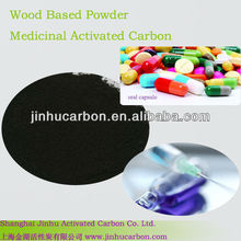 Activated carbon black msds