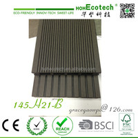 wpc flooring exterior decking board WPC wood frame house