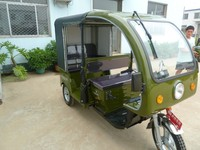 eletric tricycle for passenger