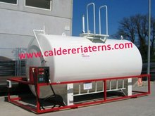 10.000L Mobile Diesel Oil Station