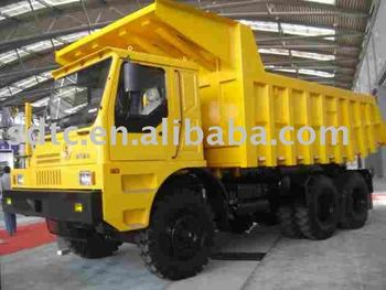 KING mine-use 50 ton dump truck