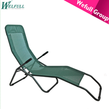 Outdoor and indoor garden chaise lounge