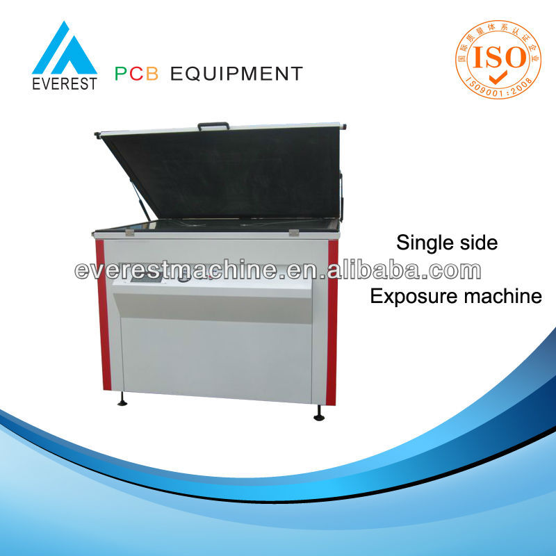 single expose machine/exposure unit