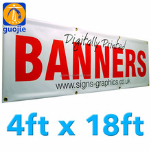 Custom digital printing a frame flag banner /Advertising PVC flex banner