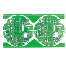 China manufacturer blank led round pcb boards