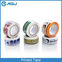 Different Size Customer'S Custom Printed Packing Tape