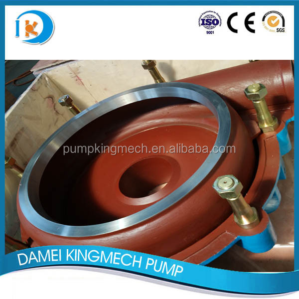 2015 hot sale polyurethane material tin ore slurry pump parts replacement slurry pump parts alibaba China
