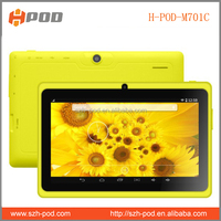 product price place promotion 7inch android mid q8 camera 512mb ddr 4gb memory bluetooth2.0 Wi-Fi 802.11 b/g tablet pc