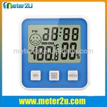 High quality digital thermo hygrometer decorative thermometer
