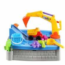 New Funny Outdoor Sand Beach Table Digger Model Toy