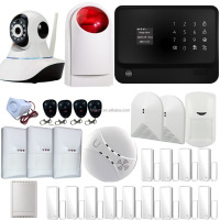 WIFI Wireless Home Security Intelligent Burglar