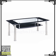 used glass cutting table with stools