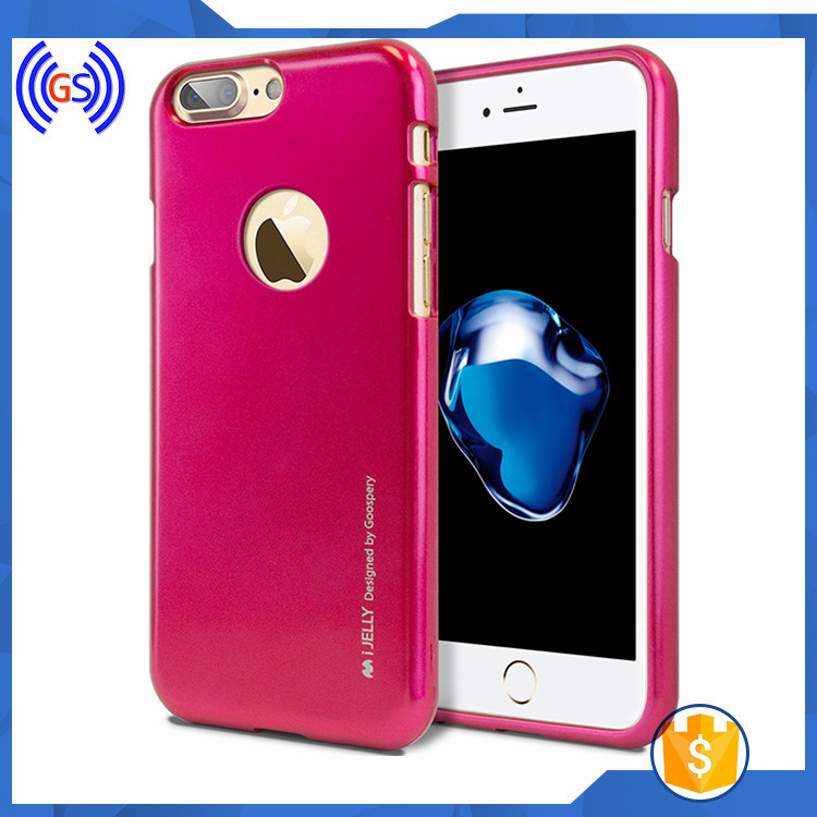 Updating Mercury I Jelly Case For Iphone 7 Plus,Case Cover For Iphone 7 Plus For Wholesale