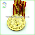 volleyball Custom Metal Medals And Souvenir Coin Sports Medal With Ribbon