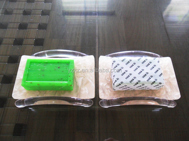 Hand made olive oil hotel soap(OEM design)