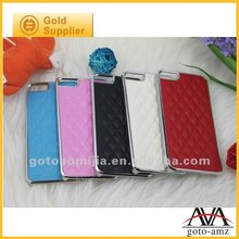 100% Brand New and High quality leather case for iphone 5