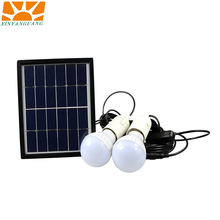 Portable cheap energy saving kit mini solar light home