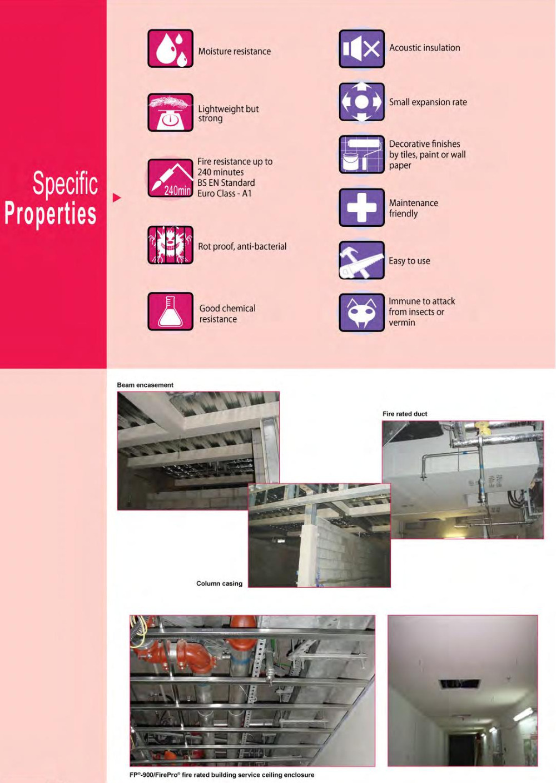 Fireproof Insulation Board Lowe S : Fiber reinforced heat insulation fireproof