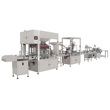 Automatic Jam, milk, wine, Fruit juice, Cheese, vegetable oil, yogurt, tomato paste, complete bottle water production line