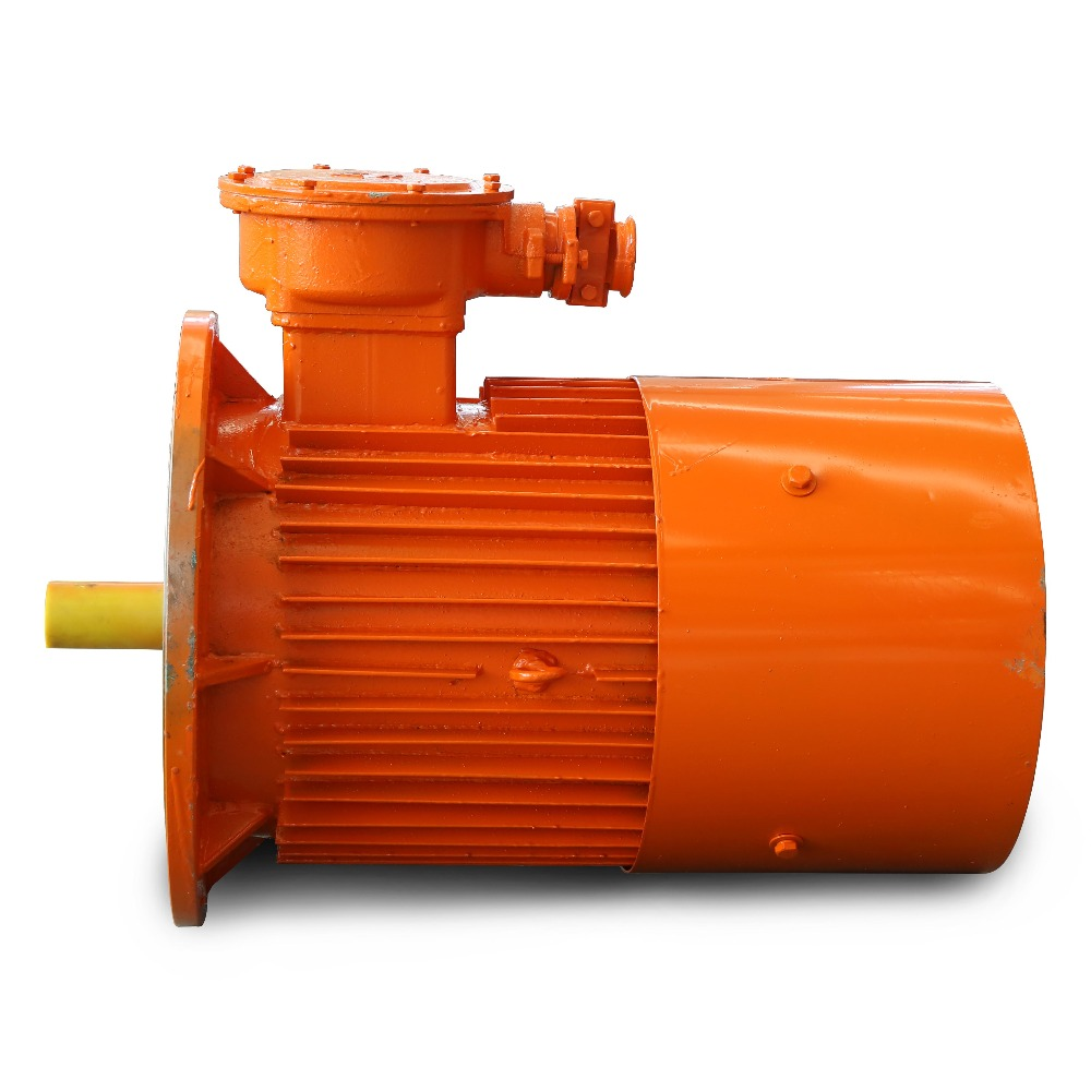 Best-Selling High Efficiency Electric Motor Series Energy-Efficient Three-Phase Asynchronous Explosion-Proof Motor