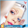 New arrival wholesale fancy mirror case for iphone 6 lighted lipstick case with mirror
