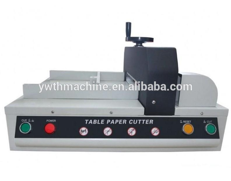 Electric Table Guillotine Paper Cutter