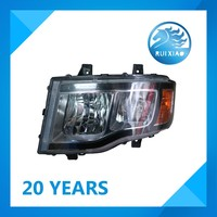 JAC headlight in truck light system