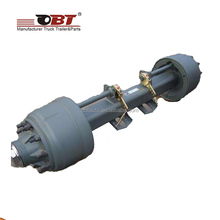 High Quality Truck/Trailer/Semi-trailer Parts Low Bed Axle Parts
