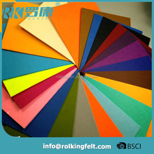 Wholesale Polyester Felt And Acrylic Felt Non Woven Fabric