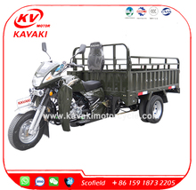 250CC Five Wheel Tricycle Cargo Motorcycle Ghana Motor Tricycle