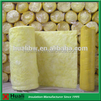 high density soundproof fire protection insulation material fabric glass wool products