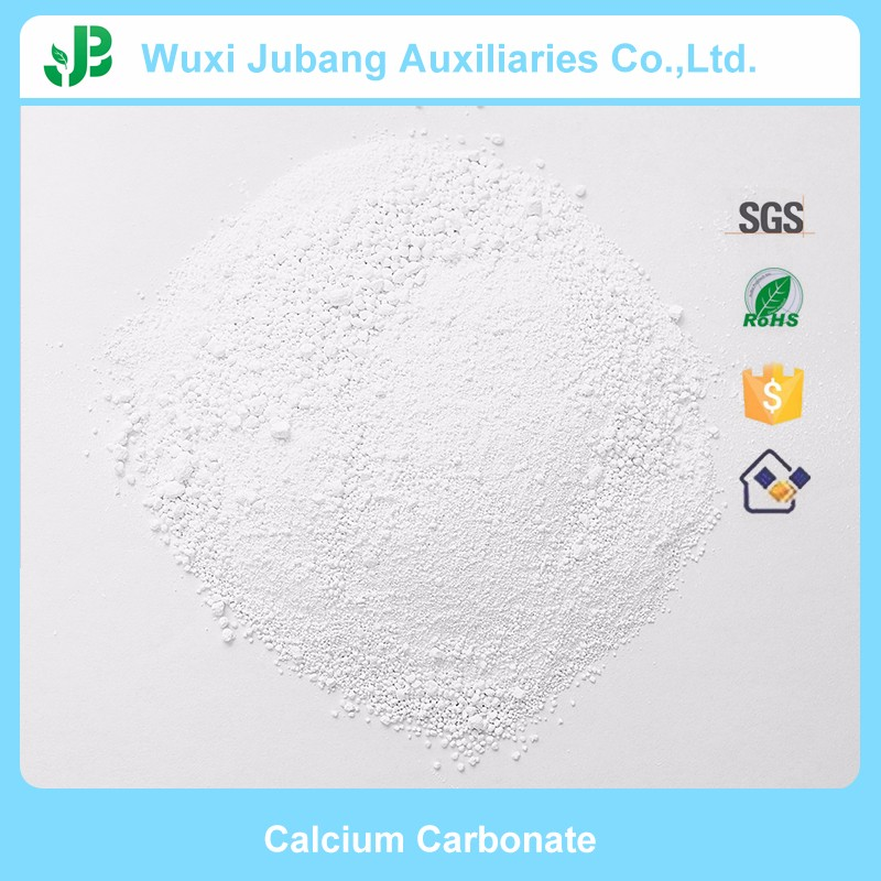 Superior Quality Light/Activity Calcium Carbonate For Plastic