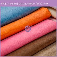 MP0030G-6 2017 Chinese Factory Polyester linen cotton fabric