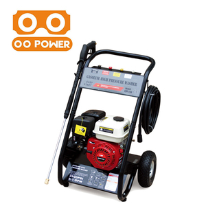 O O Power Portable 4 Stroke Gasoline High Pressure Washer