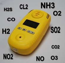 OEM Portable Multi Gas Detector for Toxic Gases