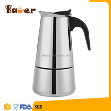 China Supplier Cheap Italy Stainless Steel Coffee Maker