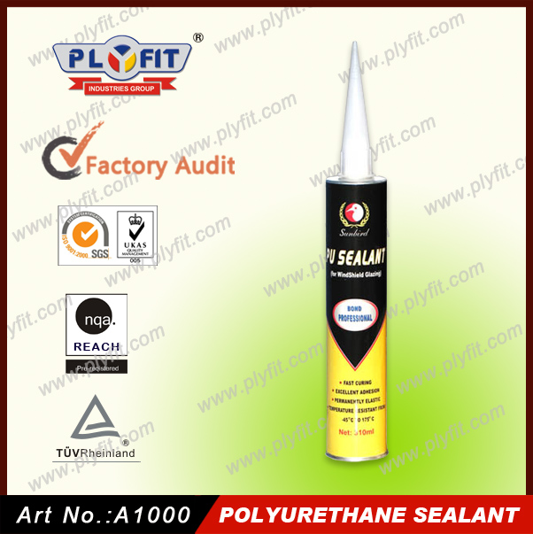 Car Windscreen Polyurethane Sealant Windshield Repair