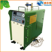 Small size bath sauna steam powered electric generator