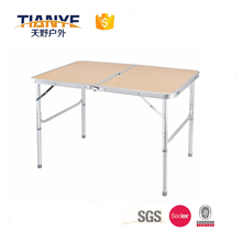 Tianye more comfortable poipe thickening folding wallpaper table