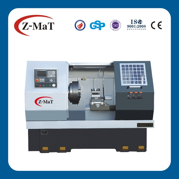 CK62110 car alloy wheel surface diamond cutting cnc lathe with digitizer probe controller