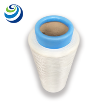 Permanent Ice Yarn Anti-UV XYLITOL Nylon Filament Yarn 70D/48F for Cool Touch Fabric