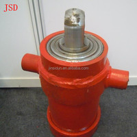 Double Acting Telescopic Hydraulic Cylinder For Sale