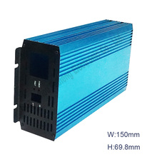 metal electrical box waterproof aluminum router extrusion industrial control enclosure