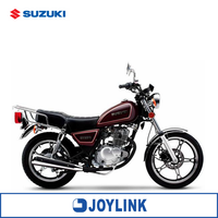 Genuine China Suzuki GN125-2 Classic Street Motorcycle 125cc