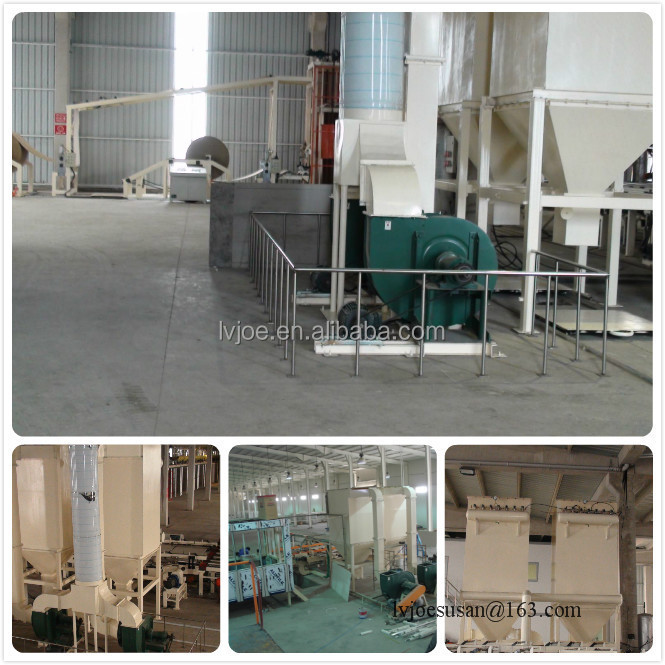 2017 Lvjoe Machine Susan Lee - Gypsum board production line