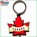 Directly factory custom Soft molded pvc keychain