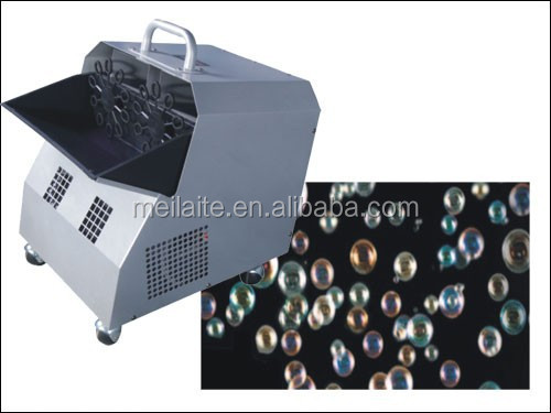 Mini Stage equipment family removing 12v bubble machine