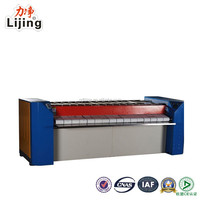 2.8M Electric Table Cloth Curtain Sheets Ironing Machine Automatic Laundry Roller Iron in China(YP-8028-1)